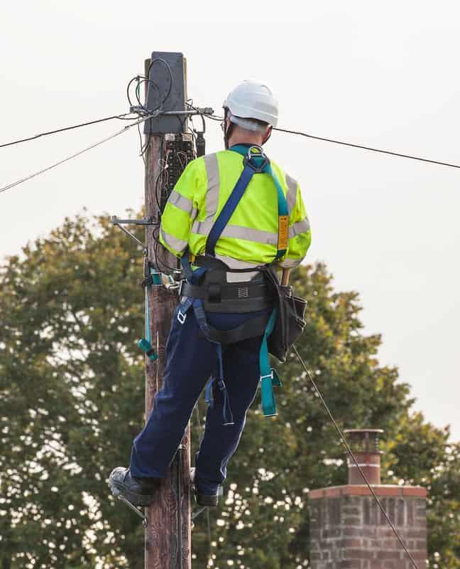 external telephone line repair