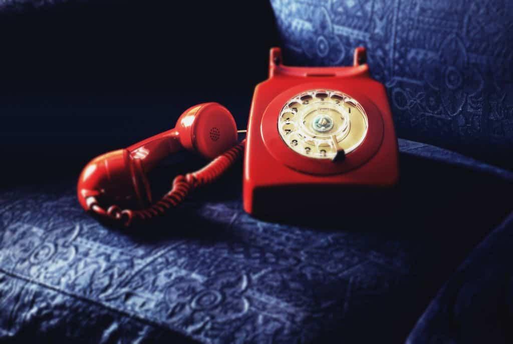 BT phone line repairs