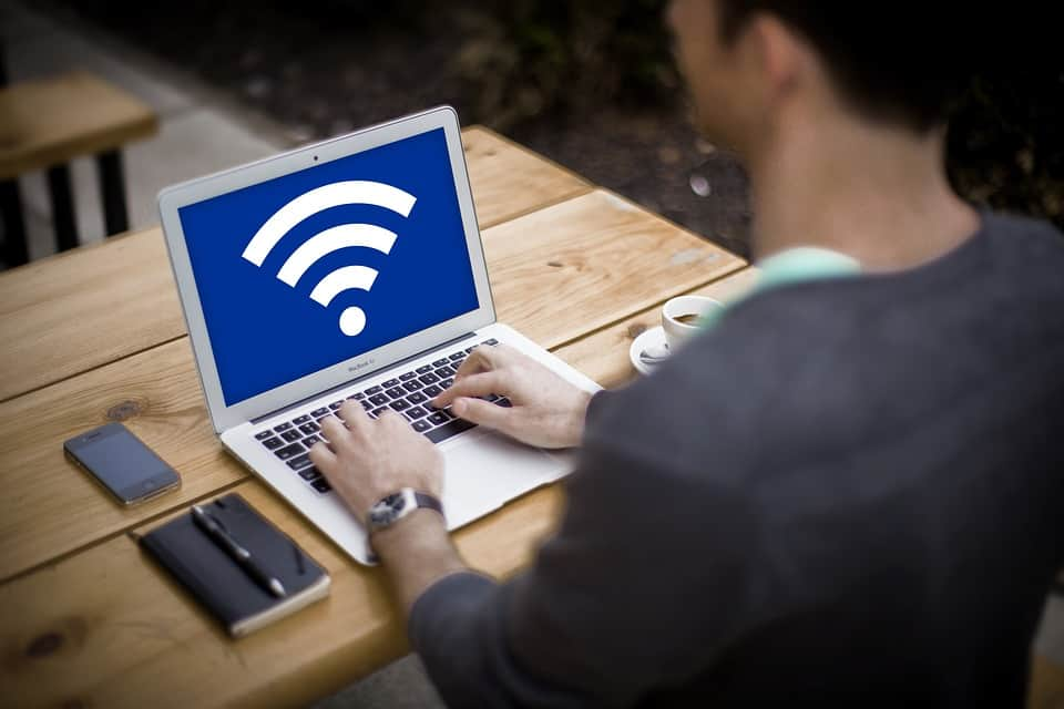 telephone extensions can improve wifi connections